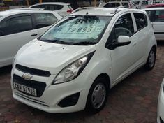 2013 Chevrolet Spark Pronto 1.2 FC Panel van Western Cape George
