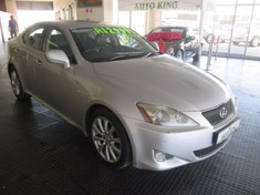 2007 Lexus IS 250 At  Western Cape Cape Town