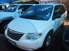2006 Chrysler Voyager Grand Voyager Limited Gauteng Pretoria