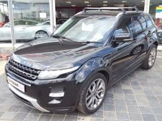 2012 Land Rover Evoque 2.2 Sd4 Dynamic Gauteng Bryanston