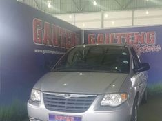 2007 Chrysler Voyager 3.3 Se At Gauteng Pretoria