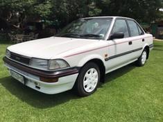 1993 Toyota Corolla 160i Gl At Gauteng Vanderbijlpark