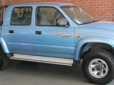 2002 Toyota Hilux 2700i Raider Rb Pu Dc North West Province Rustenburg