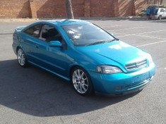2005 Opel Astra Coupe Turbo Western Cape Bellville