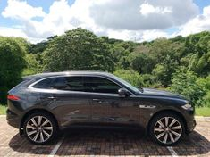 2017 Jaguar F-Pace 2.0 i4D AWD R-Sport Mpumalanga Nelspruit_2