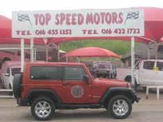 2009 Jeep Wrangler 3.8 Sahara 2dr At Gauteng Vereeniging