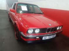1987 BMW 3 Series 325i 4d Exec e30 Kwazulu Natal Durban