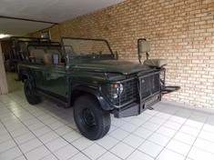 2008 Land Rover Defender Game viewer Gauteng Centurion