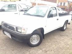 2001 Toyota Hilux 2000 Pu Sc Gauteng Roodepoort