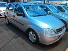 2003 Opel Corsa 1.4 Comfort Ac  Gauteng Pretoria