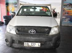 2010 Toyota Hilux 2.0 Vvti Pu Sc Gauteng Johannesburg