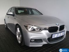 2016 BMW 3 Series 320D M Sport Auto Gauteng Johannesburg
