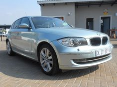 2007 BMW 1 Series 120i At e87 Gauteng Pretoria