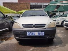 2009 Opel Corsa Utility 1.4i Pu Sc Gauteng Johannesburg