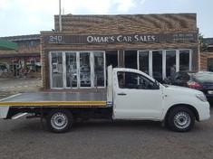2013 Toyota Hilux 2.5 D-4d Pu Sc Kwazulu Natal Durban