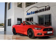 2017 Ford Mustang 2017 Ford Mustang 2.3T Convertible Auto Gauteng Kyalami