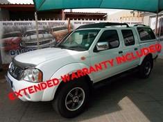 2011 Nissan NP300 NP300 2.4i HI-RIDER Double Cab Bakkie Gauteng Johannesburg