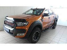 2017 Ford Ranger 3.2TDCi 3.2 WILDTRAK 4X4 Auto Double Cab Bakkie Gauteng Pretoria