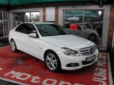 2012 Mercedes-Benz C-Class C 180 Avantgarde At Gauteng Boksburg