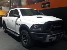 2016 Dodge Ram 1500 4X4 Double cab Bakkie Rebel Gauteng Pretoria