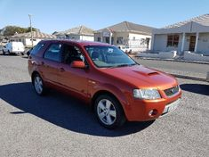 2008 Ford Territory 4.0i St Awd At Western Cape Kuils River