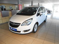 2012 Opel Meriva 1.4t Enjoy  Western Cape Vredenburg