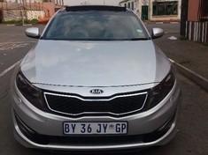 2013 Kia Optima 2.4 At  Gauteng Jeppestown