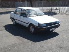 1987 Toyota Corolla 1.3 L Western Cape Bellville