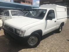 1999 Toyota Hilux 1800 Swb Pu Sc Gauteng Roodepoort