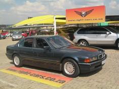 1995 BMW 7 Series 740i At e38  Gauteng North Riding