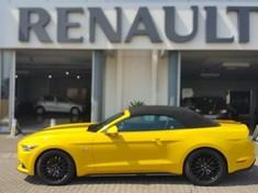 2016 Ford Mustang 5.0 GT Convertible Auto Gauteng Roodepoort