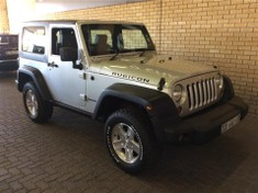 2010 Jeep Wrangler 3.8 Rubicon 2dr  Gauteng Roodepoort