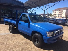 2000 Toyota Hilux 1800 Sr fl. Shift Fc Ds  Western Cape Rugby