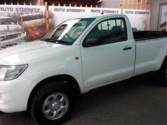 2013 Toyota Hilux 2.5 D-4d Srx Rb Pu Sc Gauteng Johannesburg