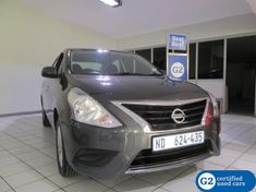 2015 Nissan Almera 1.5 Acenta Auto Eastern Cape East London