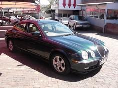 2000 Jaguar S-Type 3.0 V6 Se At  Gauteng Johannesburg