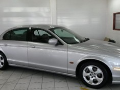 2001 Jaguar S-Type 4.0 V8 At Gauteng Vanderbijlpark