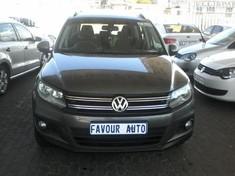 2012 Volkswagen Tiguan 2.0 Tdi Bmot Trend-fun Gauteng Johannesburg