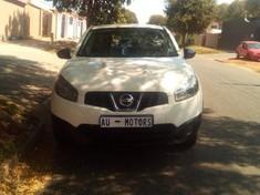 2014 Nissan Qashqai 1.6 Acenta Gauteng Rosettenville