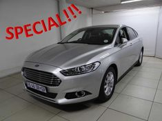 2016 Ford Fusion 1.5 Ecoboost Trend Auto Gauteng Centurion