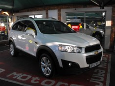 2015 Chevrolet Captiva 2.4 Lt At Gauteng Boksburg