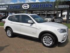 2012 BMW X3 Xdrive 3.0d At Limpopo Louis Trichardt