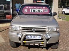 2002 Mazda Drifter 2500td Sle Pu Dc Gauteng Springs