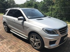 2015 Mercedes-Benz M-Class Ml 63 Amg  Mpumalanga