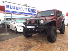 2010 Jeep Wrangler 3.8 Sahara 2dr At Western Cape Cape Town