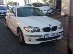 2008 BMW 1 Series 116i COMFORTLINE Gauteng Johannesburg