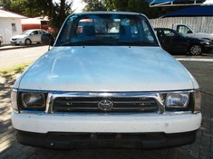 2002 Toyota Hilux 2.4 GD AC Single Cab Bakkie Free State Bloemfontein