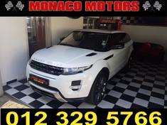 2011 Land Rover Evoque 2.2 Sd4 Dynamic Coupe  Gauteng Pretoria