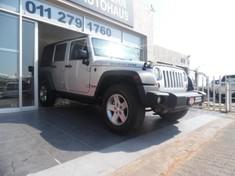2011 Jeep Wrangler 3.8 Unltd Rubicon At  Gauteng Roodepoort