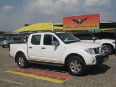 2007 Nissan Navara 2.5 Dci 4x4 Pu Dc  Gauteng North Riding